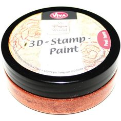 3D Stamp Paint 50ml by ReddRobinStudios on Etsy, $7.99 https://www.etsy.com/listing/200177288/3d-stamp-paint-50ml