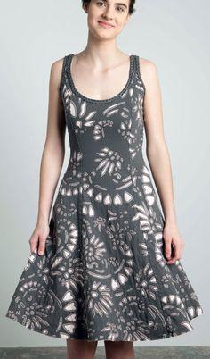 Alabama Chanin DIY Hearts Dress Kit