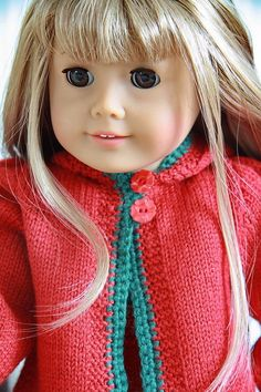 Fashion American Girl knitting patterns free