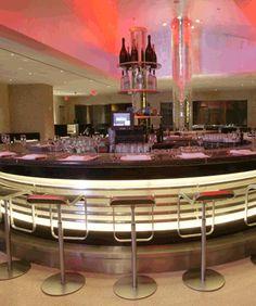 N9NE Steakhouse.