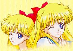Minako Aino - sailor moon crystal