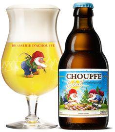 Chouffe Soleil, Brewery Achouffe