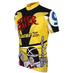 Racer X Entertainment Road Cycling Jersey