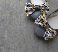 Shoe bows :)