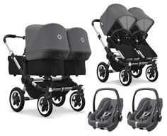 bugaboo donkey weekender duo special edition. Black Bedroom Furniture Sets. Home Design Ideas