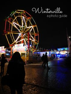 The alternative to Winter Wonderland in Hyde Park, London. Winterville is situated in Victoria, East London. Is it the same as Winter Wonderland? Let's find out! | Laugh Travel Eat