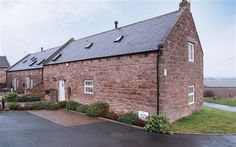 8 Beal, Northumberland £310,000 Sanderson Young (01665 600170; sandersonyoung.co.uk ) With fabulous views towards the coast and Holy Island, this two-bedroom barn conversion has been used as a holiday let, bringing in an income of approximately £16,500 per year. There is a large, square kitchen and breakfast room, finished to a high standard. The lounge has a wood-burning stove in a stone fireplace and windows on three sides.