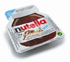 La fameuse barquette de Nutella de notre enfance !