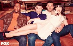 New Girl - LOVE THIS SHOW!!
