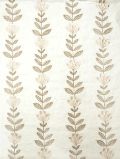 0651603 Wonderland Floral Cashmere by Stroheim Fabric Linen Embroideries Linen, Viscose India see fabric sample Horizontal: inches and Vertical: inches 54 inch min (See samples) - Fabric Carolina - Fabric Decor, Fabric Design, Pattern Design, Fabric Patterns, Print Patterns, Stencil Patterns, Cashmere Fabric, Textiles, Fabric Wallpaper