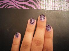 Decoración de uñas para niñas