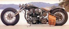 Bobber Inspiration | Zero Engineering (Shinya Kimura era) | Bobbers and Custom Motorcycles