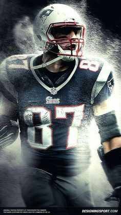3e7d213f642c Rob Gronk New England Patriots Wallpaper
