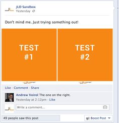 Do Multi-Image Facebook Posts Lead to Increased Reach and Engagement?