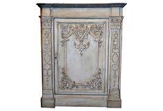 19th-C. Carved Cabinet on OneKingsLane.com