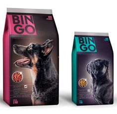 Bingo . Dog Food . Proposal by Bruno Singulani, via Behance