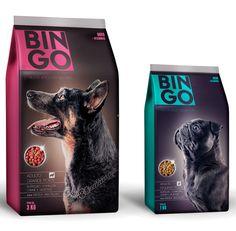 Bingo . Dog Food . Proposal on Behance