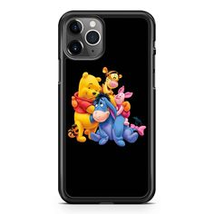Winnie The Pooh And Friends  iPhone 11 / 11 Pro / 11 Pro Max Case