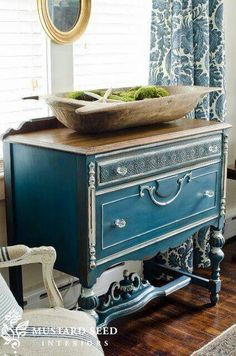 Beautifully Redone Dresser...