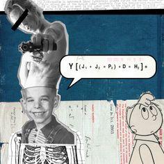 dada art - No.001 Brian Pounders