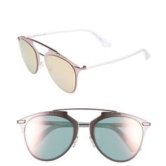 2f1e4692a388 Dior  Reflected  52mm Sunglasses available at Nordstrom. Sunglasses Store