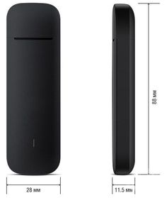 Huawei e3372 3G 4G(LTE) габариты