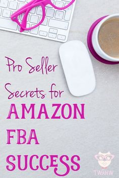 Pro Seller Cynthia Stine shares her tips to earning a full-time income with Amazon FBA. Have you tried your hand at reselling yet?