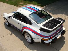 Martini 935 Stripes on my 930