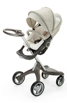 stokke xplory this is my exact pram live the winter pack fur lining baby stuff pinterest. Black Bedroom Furniture Sets. Home Design Ideas
