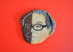 Dulces retratos: Come tu propia cara con estas galletas - Sabrosía