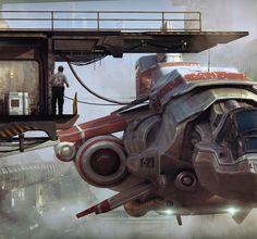 http://abduzeedo.com/3d-futurist-works-stefan-morrell