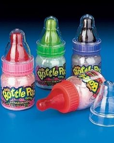 Seven Lollipops That '90s Kids Grew up on