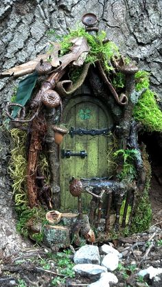 I need this at the base of my willow tree. I know fairies live there.