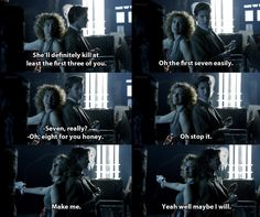 The Doctor and River. Such nerdy flirting. Eleventh Doctor, Doctor Who, Tardis, Alex Kingston, Relationship Questions, Losing A Child, Don't Blink, Torchwood, Inevitable