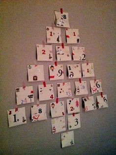 Quick and Lovely Advent Calendar - Pozzynette