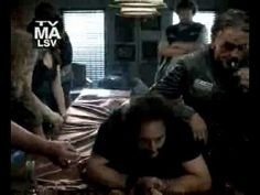 I don't own any of this, I just wanted to compile a video of perhaps the best Sons of Anarchy episode to date! I love Tig, and this episode made me laugh so ...