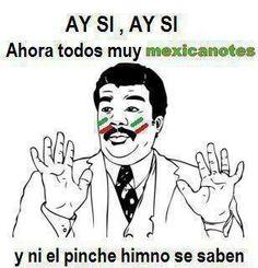 Mexican humor, 16 de Septiembre