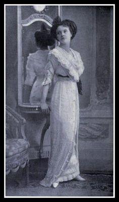 Beautiful Edwardian Dress 1912
