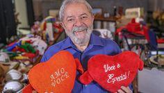 Por Dentro... em Rosa: Lula é um projeto e uma esperança para o Brasil