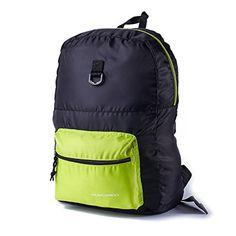 HONCARDO Foldable Travel Backpack Light Weight Sports Rucksack and Shopping Bag * Read more reviews of the product by visiting the link on the image.Note:It is affiliate link to Amazon.