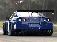 Rocket Bunny Unveils New Nissan GT-R Widebody