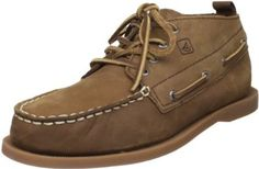 Sperry Top-Sider Kid's A/O Chukka (Toddler/Little Kid/Big Kid) Sperry Top-Sider. $39.00. Nubuck. Rubber sole