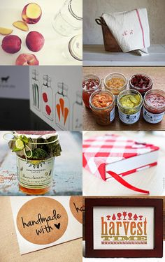 """Coldwater Canyon Provisions is in this new etsy Treasury! """"Canning Season"""" by Carter on Etsy--Pinned with TreasuryPin.com"""