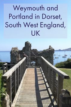 Travel planning to Weymouth and Portland in Dorset, England, UK, a beautiful destination in seaside for a weekend from London. Weymouth England, Weymouth Dorset, Dorset England, England Uk, Dorset Travel, Portland Dorset, Uk Bucket List, Visit Portland, Uk Destinations
