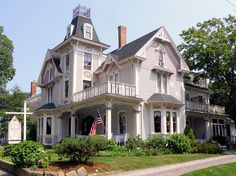 The Painted Lady, Sandwich, MA