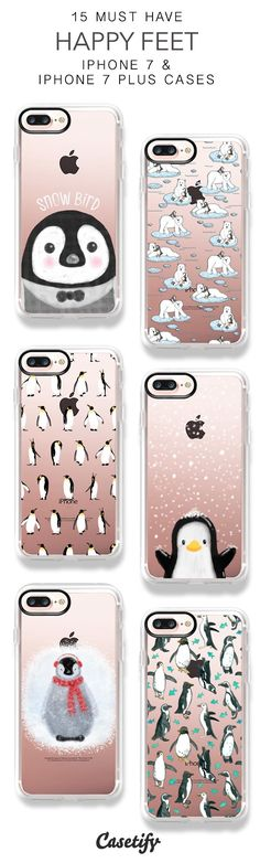 15 Must Have Happy Feet iPhone 7 Cases & iPhone 7 Plus Cases here > https://www.casetify.com/collections/top_100_designs#/?vc=3yhUuJ2sYI