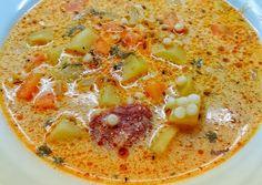 Tartalmas tarhonyaleves🍲   Kender Barbara receptje - Cookpad receptek
