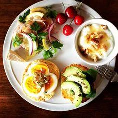Kei Yamazaki @keiyamazaki Today's breakfast.Instagram photo   Websta (Webstagram)