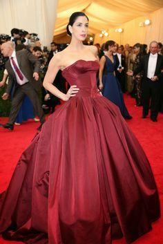Beautiful dress from the Met Gala 2014 #metgala #fashion #formal #dresses #style #met #gala