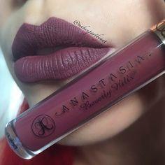Anastasia Beverly Hills 'Trust Issues' Liquid Lipstick #lip #makeup #lipstick